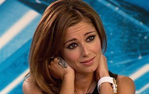 Cheryl during happier times