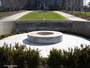 "In December, families, students, and faculty will gather at ""A Place for Remembrance"" on the Syracuse University campus to honour those who were killed on board Pan Am Flight 103 on December 21, 1988."