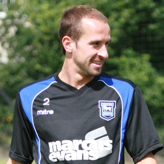 David Wright. Courtesy of www.itfc.co.uk
