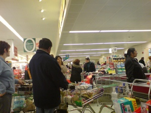 Morrisons sees increase in shoppers - photo curtesy of Route 79 on www.flickr.com