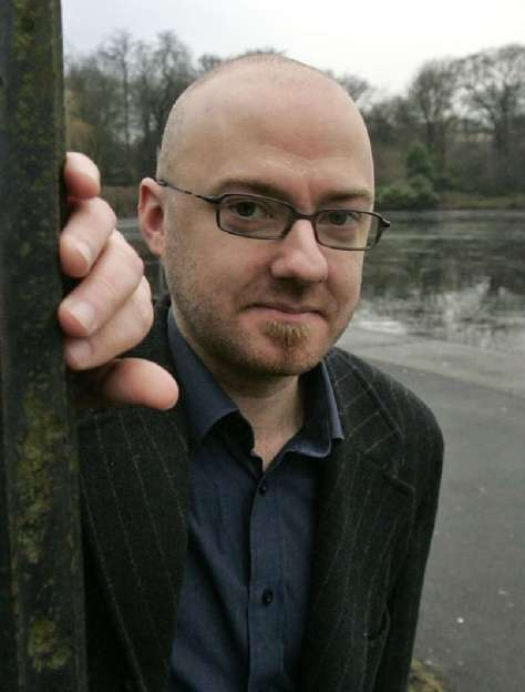 MSP Patrick Harvie (Scottish Greens)