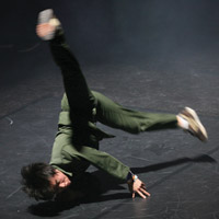 Breakdancing workshops run by some of the biggest stars in the business will give an extra level of audience interaction