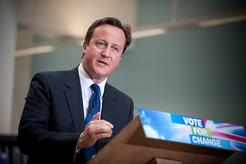David Cameron: Keynote Speech