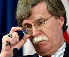 John Bolton, US Ambassdor for the UN