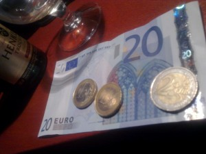 """The Euro: what 'value' a currency?"""