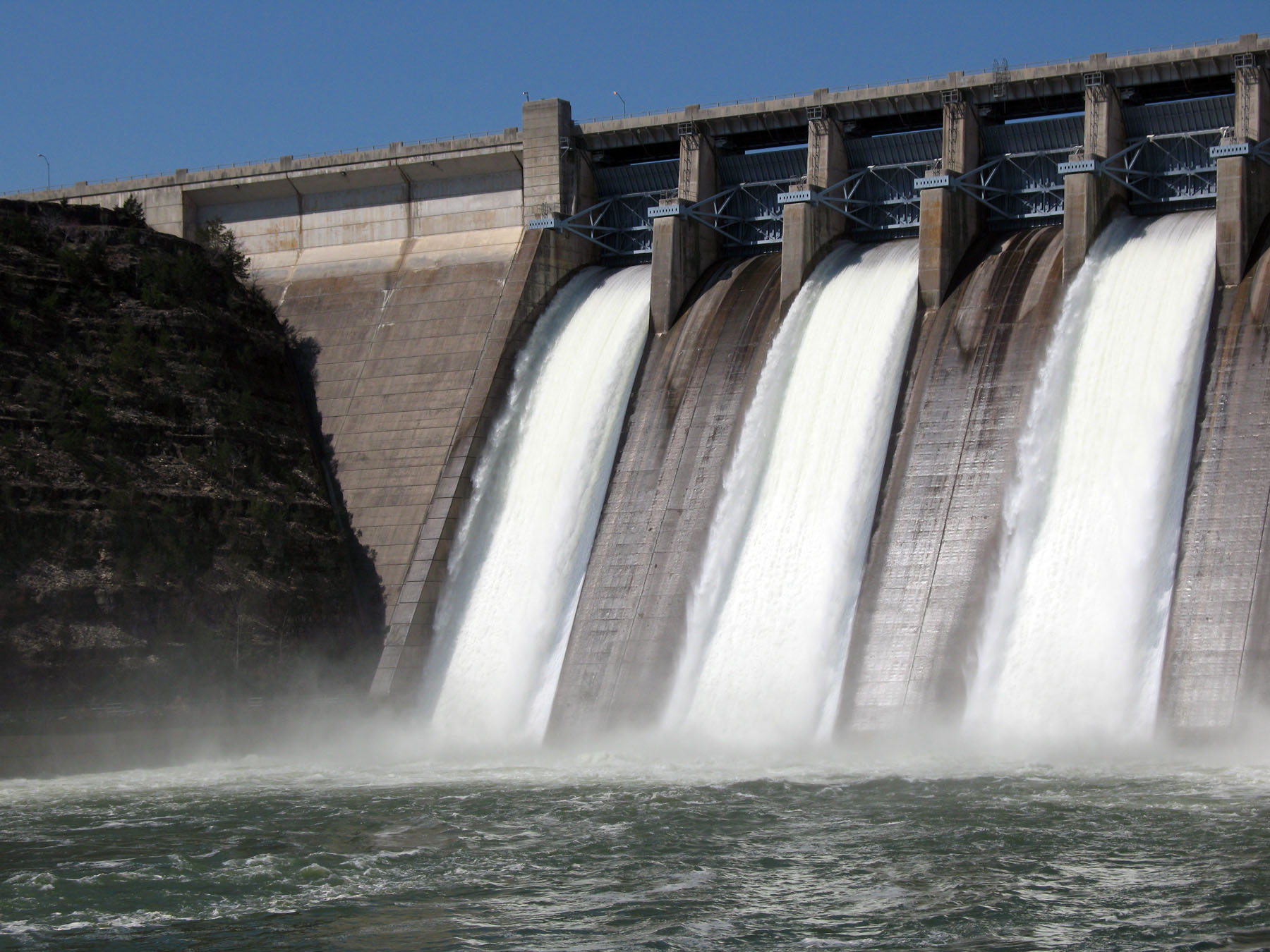 Hydro Electricity Wallpaper