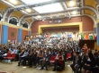 George Watson's College hosted their annual MUN this weekend Image: Alexandra Wingate