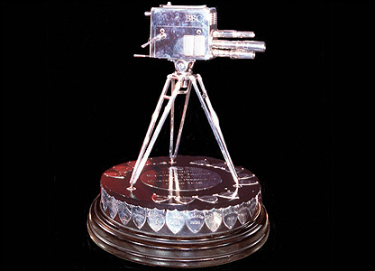 Sports Personality Trophy.