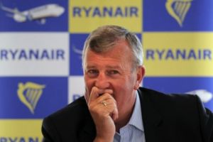 Ryanair Deputy Chief Executive Michael Cawley. Credit: Anthony Devlin