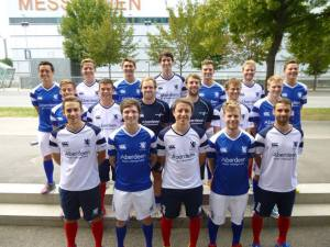 Scottish Hockey Mens Senior Squad credit: Davis
