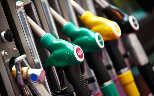 RAC prediction for lower petrol prices confirmed