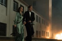 Pitt and Cottiard in Allied. Picture credit: IMDb
