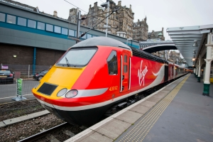 Picture Copyright Chris Watt/ Virgin Trains Media Room