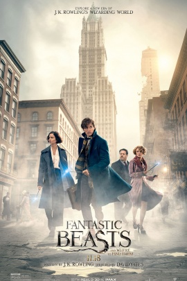 'Fantastic Beasts and Where to Find Them' already  celebrating  great success