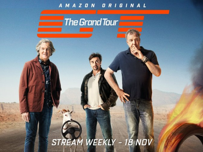 Top Gear on Steroids: The Grand Tour Review