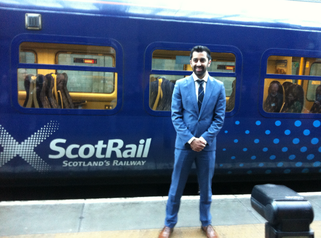 Scottish Transport Minister calls for devolution of train services