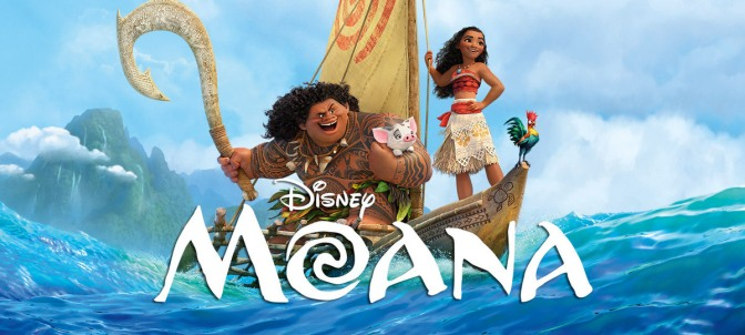 Film Previews: Moana, Passengers and Rogue One: A Star Wars Story