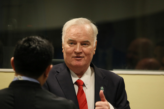 """Butcher of Bosnia"" Ratko Mladic found guilty of genocide at UN tribunal"