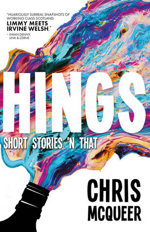 Stranger Hings: Chris McQueer announces sequel to debut book