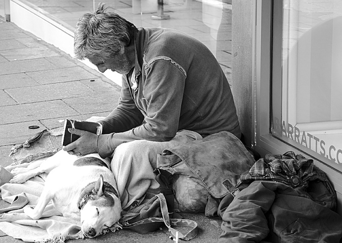 Theatre company launches crowdfunder to feed and clothe Leith's homeless