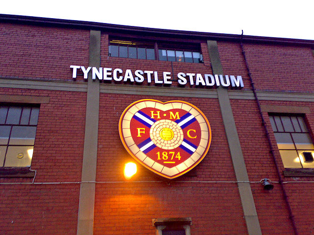 Tight for time at Tynecastle