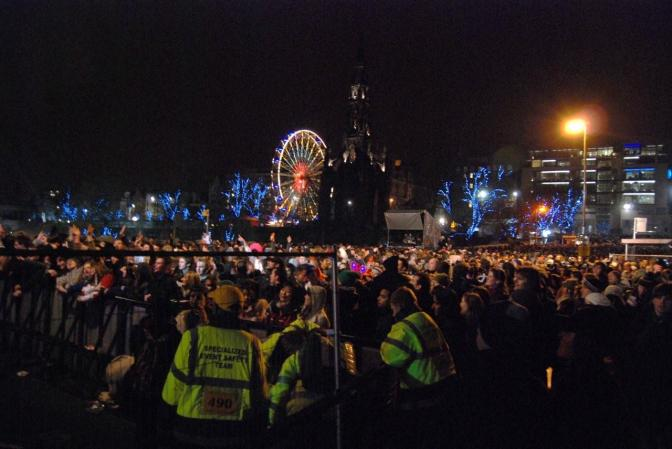Legal Issues For Hogmanay Bash