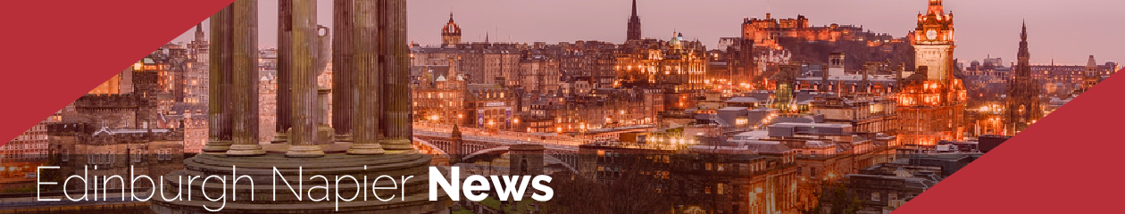 Edinburgh Napier News