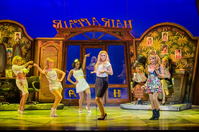 Legally Blonde The Musical has beauty and brains
